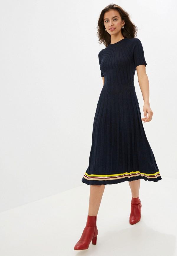 Платье Tommy Hilfiger Tommy Hilfiger TO263EWFFVY9 платье tommy hilfiger tommy hilfiger to263ewzfv45