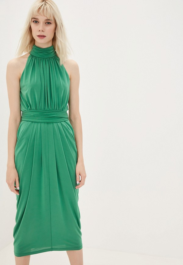 Фото - женское платье Tommy Hilfiger зеленого цвета