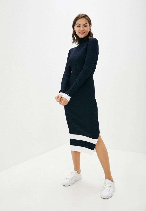 купить Платье Tommy Hilfiger Tommy Hilfiger TO263EWFXSJ5 дешево