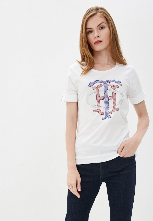 Футболка Tommy Hilfiger Tommy Hilfiger TO263EWFXSN2