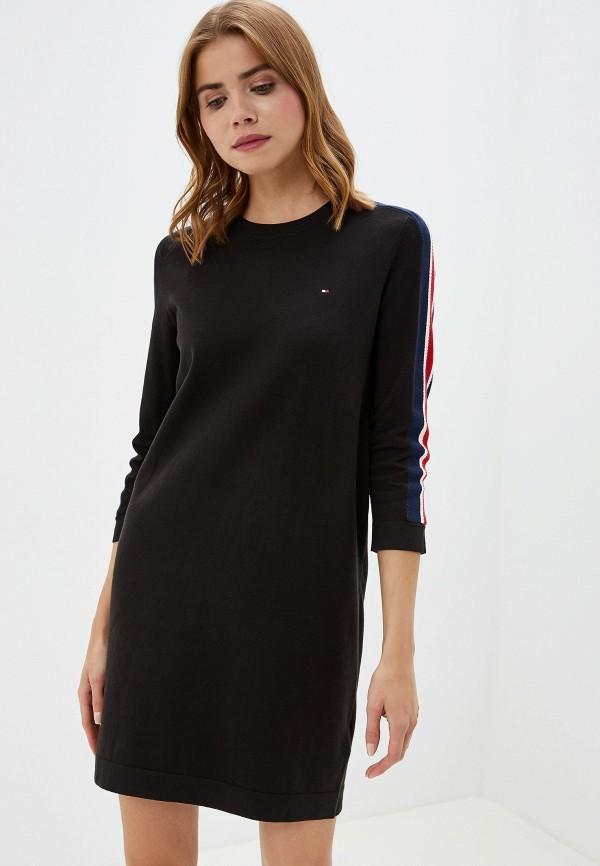 Платье Tommy Hilfiger Tommy Hilfiger TO263EWFXSN7 недорго, оригинальная цена