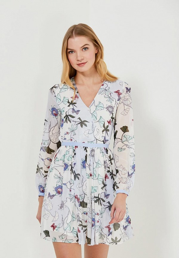 Платье Tommy Hilfiger Tommy Hilfiger TO263EWZFW01 поло tommy hilfiger tommy hilfiger to263embhpz3
