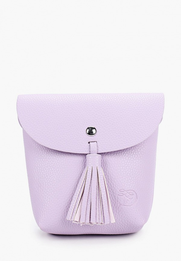 женская сумка tom tailor, фиолетовая