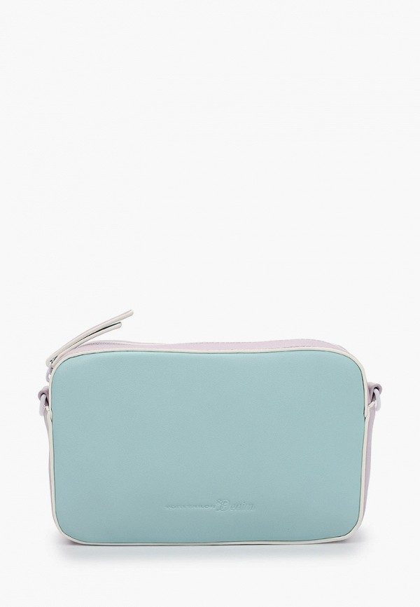 женская сумка tom tailor, голубая