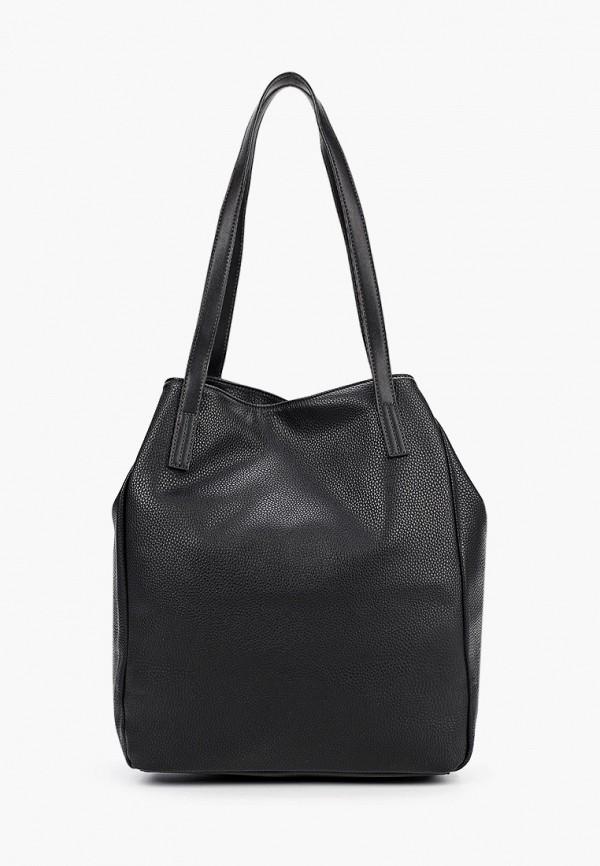 женская сумка tom tailor, черная