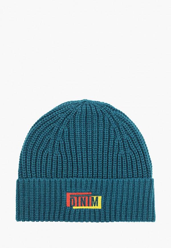 мужская шапка tom tailor, бирюзовая