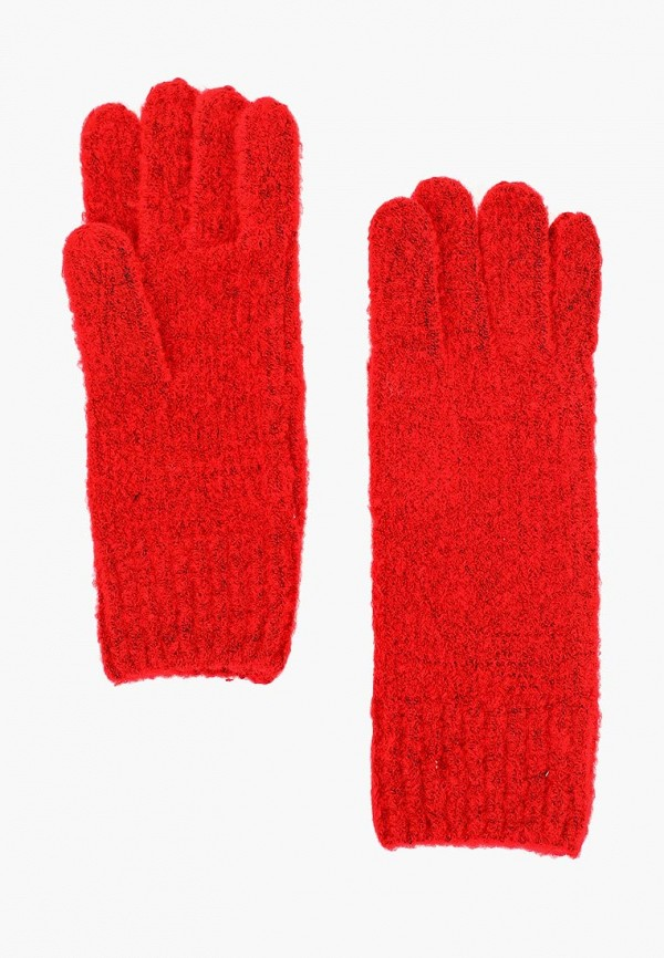 женские перчатки tom tailor, красные