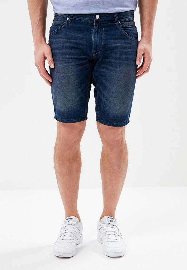 Шорты джинсовые Tom Tailor Denim Tom Tailor Denim TO793EMACPV2 zengli mens denim cargo shorts jeans casual vintage blue pockets biker jeans summer knee length denim shorts 40 42 44 46 48