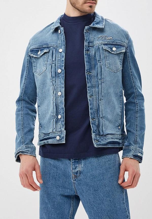 Куртка джинсовая Tom Tailor Denim Tom Tailor Denim TO793EMACQF5 юбка джинсовая tom tailor tom tailor to172ewchkg6