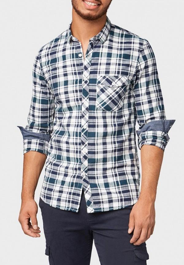 Рубашка Tom Tailor Denim Tom Tailor Denim TO793EMBXDP9 bleached ripped pockets denim pants