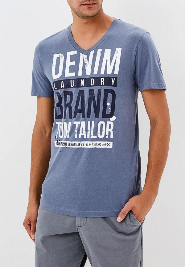 Футболка Tom Tailor Denim Tom Tailor Denim TO793EMBXDQ4