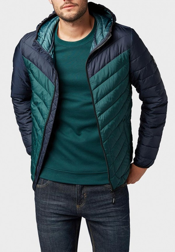 Куртка утепленная Tom Tailor Denim Tom Tailor Denim TO793EMBXDR5