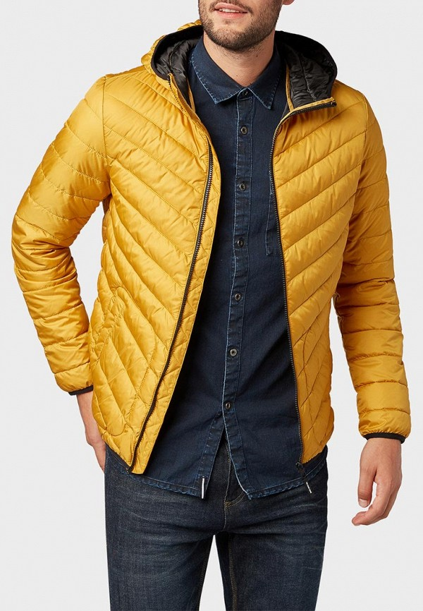 Куртка утепленная Tom Tailor Denim Tom Tailor Denim TO793EMBXDR7