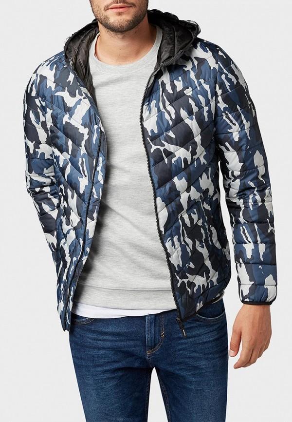 Куртка утепленная Tom Tailor Denim Tom Tailor Denim TO793EMBXDS0