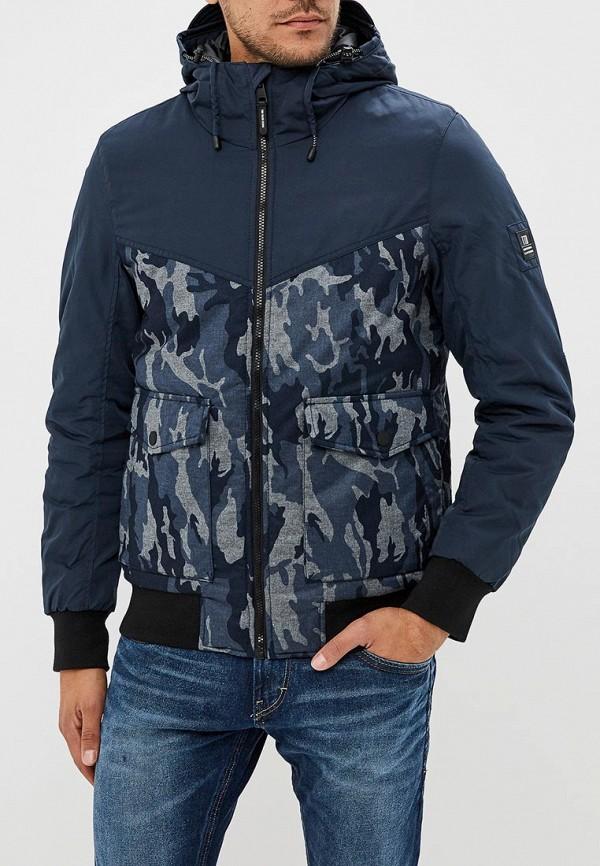 Куртка утепленная Tom Tailor Denim Tom Tailor Denim TO793EMBXDS9 рубашка tom tailor denim tom tailor denim to793emdtdu1