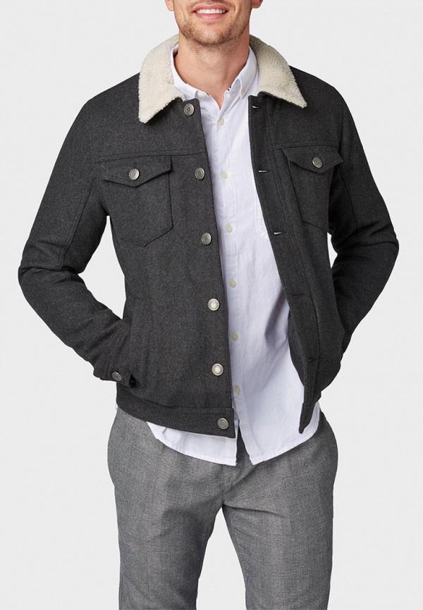 Куртка утепленная Tom Tailor Denim Tom Tailor Denim TO793EMBXDU9
