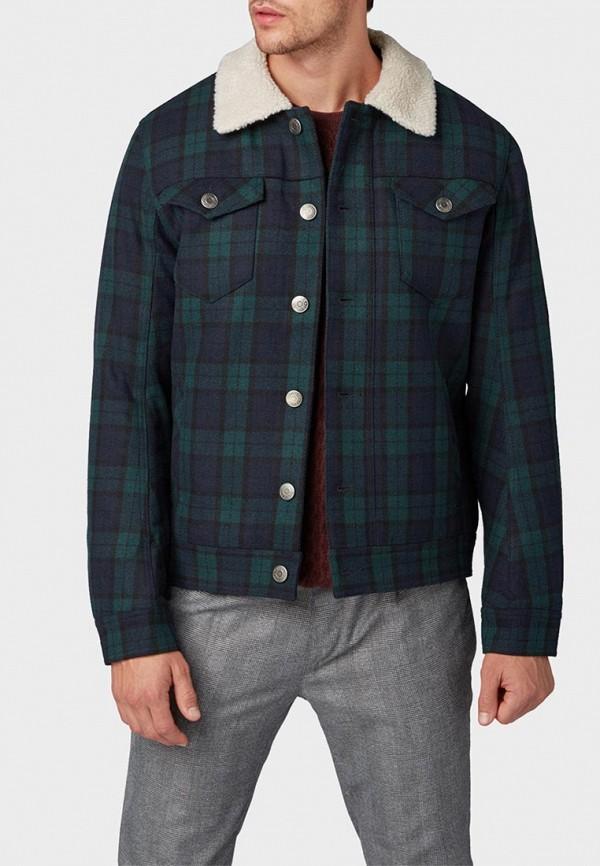 Куртка утепленная Tom Tailor Denim Tom Tailor Denim TO793EMBXDV0 куртка tom tailor denim 1003184 11148