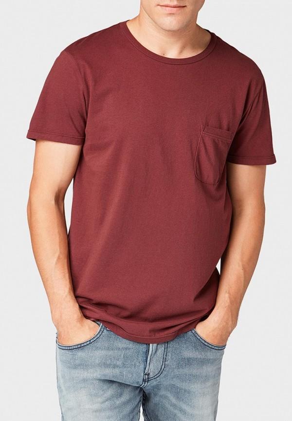 Футболка Tom Tailor Denim Tom Tailor Denim TO793EMBXDW2 футболка tom tailor denim 1055137 62 12 2607