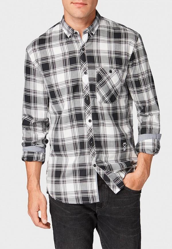 Рубашка Tom Tailor Denim Tom Tailor Denim TO793EMBXEN2 рубашка джинсовая tom tailor denim tom tailor denim to793emacpa4