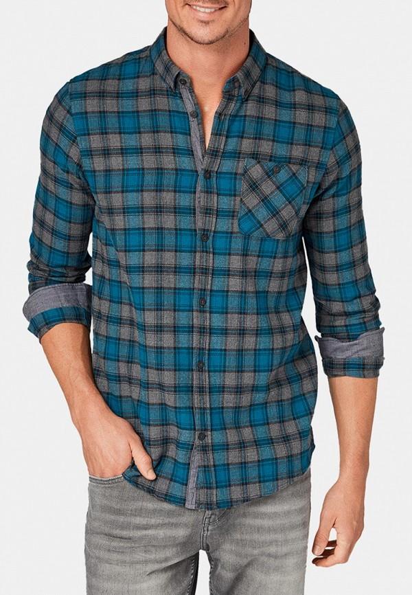 Рубашка Tom Tailor Denim Tom Tailor Denim TO793EMBXGS8 рубашка tom tailor denim tom tailor denim to793embjax4