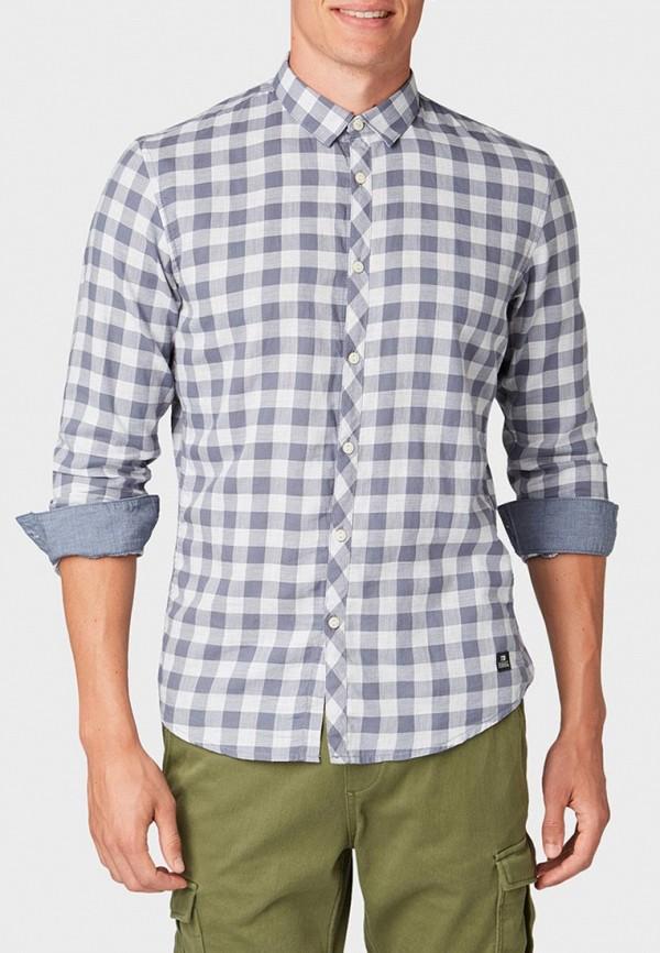 Рубашка Tom Tailor Denim Tom Tailor Denim TO793EMCHJM5 рубашка джинсовая tom tailor denim tom tailor denim to793emacpa4