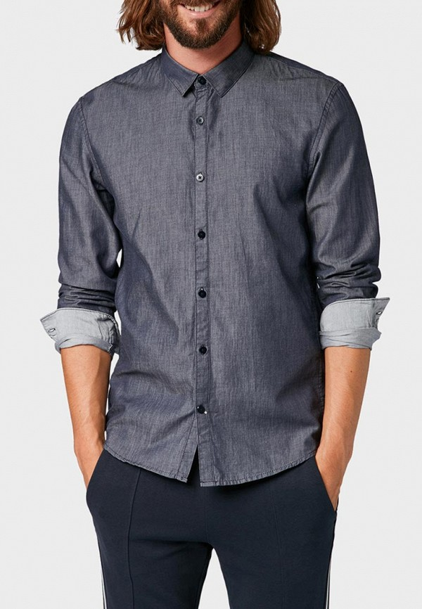 Рубашка Tom Tailor Denim Tom Tailor Denim TO793EMCJQS3 рубашка tom tailor denim tom tailor denim to793embjax4