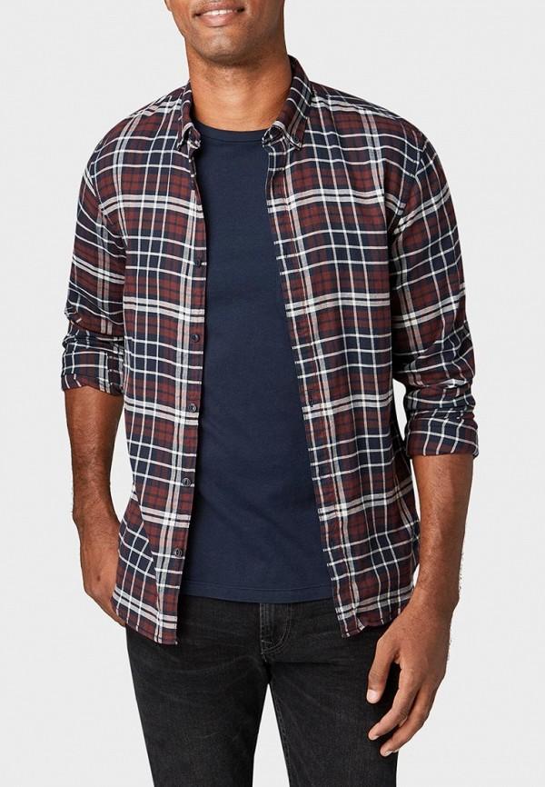 Рубашка Tom Tailor Denim Tom Tailor Denim TO793EMCURU1 рубашка джинсовая tom tailor denim tom tailor denim to793emacpa4