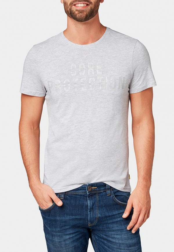 Футболка Tom Tailor Denim Tom Tailor Denim TO793EMCUSS5 футболка tom tailor denim tom tailor denim to793emacoz7