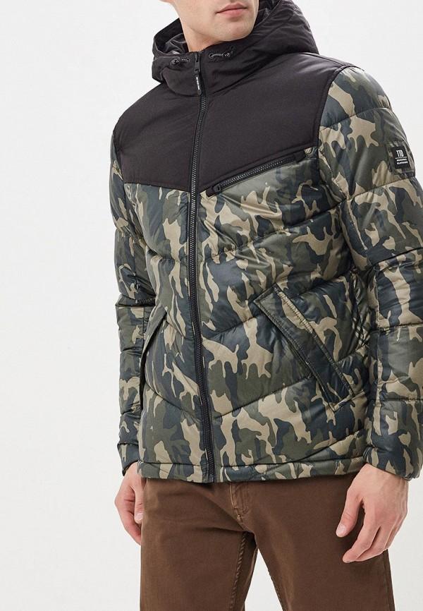 купить Куртка утепленная Tom Tailor Denim Tom Tailor Denim TO793EMDFUW8 по цене 6790 рублей
