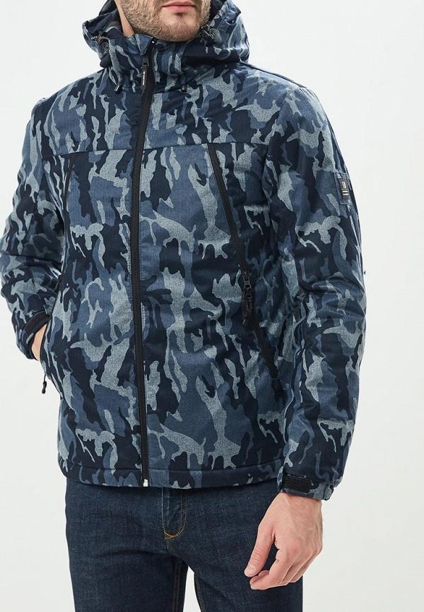 Куртка утепленная Tom Tailor Denim Tom Tailor Denim TO793EMDLCO3 спортивная куртка lotto ejde031 3