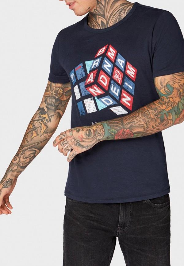 Футболка Tom Tailor Denim Tom Tailor Denim TO793EMDRES2 футболка tom tailor denim tom tailor denim to793emdfuy6
