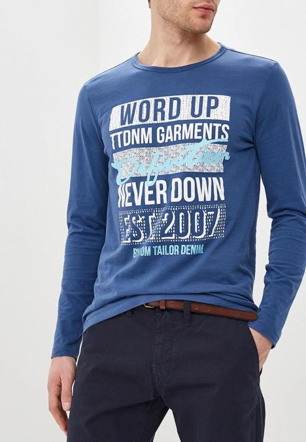 Лонгслив Tom Tailor Denim Tom Tailor Denim TO793EMDTDV9 embroidered denim shorts