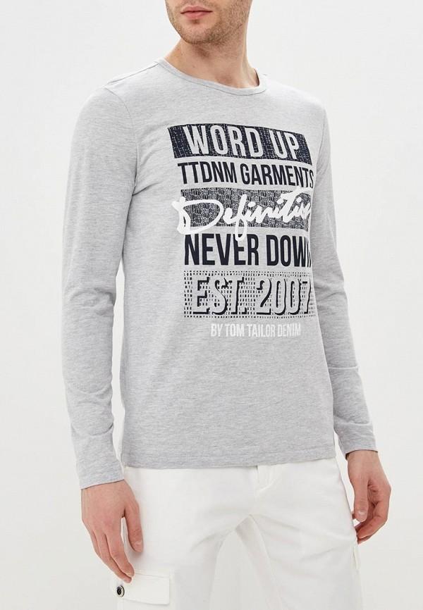 Лонгслив Tom Tailor Denim Tom Tailor Denim TO793EMDTDW0