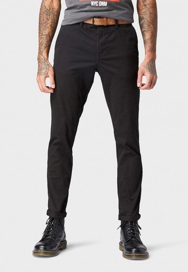 мужские повседневные брюки tom tailor, черные