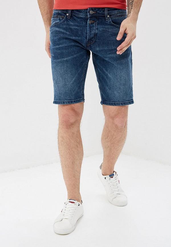 Фото Шорты джинсовые Tom Tailor Denim Tom Tailor Denim TO793EMDTJN5