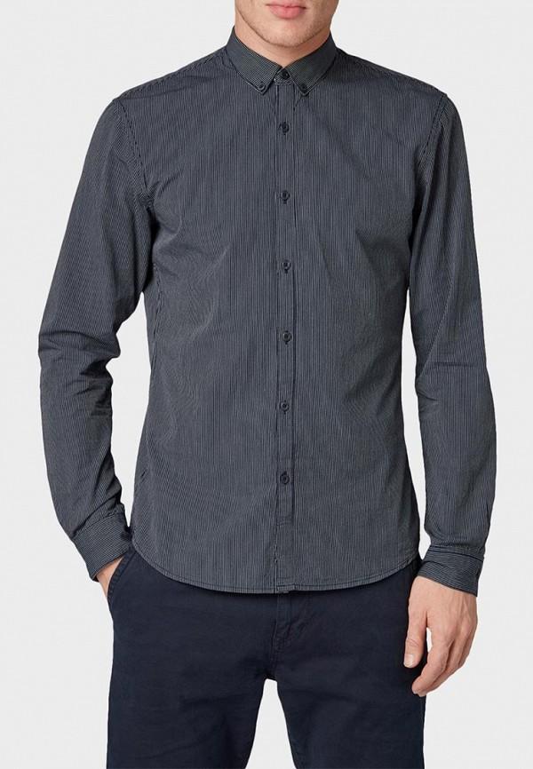 Рубашка Tom Tailor Denim Tom Tailor Denim TO793EMDTLQ7 рубашка regular tom tailor р s int 46 ru 37