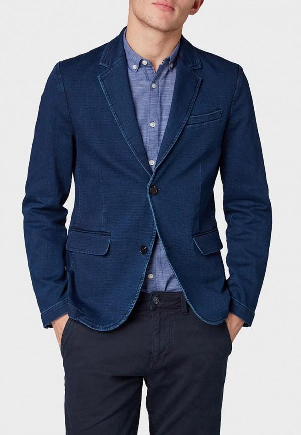 Пиджак Tom Tailor Denim Tom Tailor Denim TO793EMDTLS2 рубашка tom tailor denim tom tailor denim to793emdtdu1