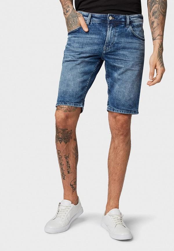 Фото Шорты джинсовые Tom Tailor Denim Tom Tailor Denim TO793EMDTLU1