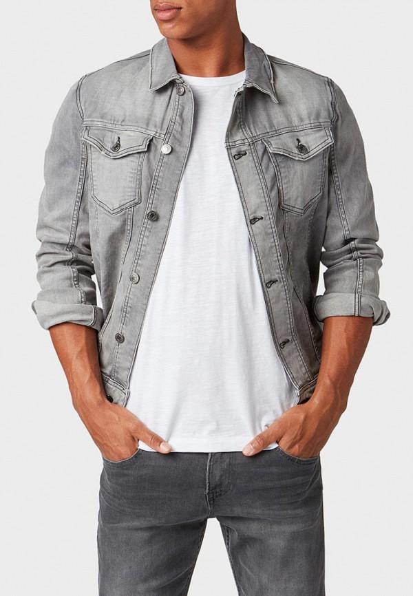 Куртка джинсовая Tom Tailor Denim Tom Tailor Denim TO793EMEDPB8