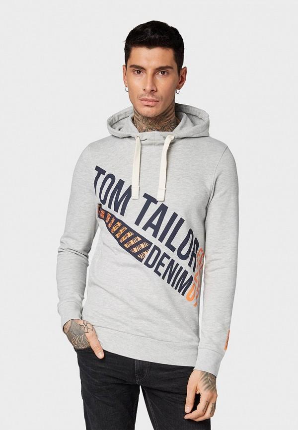 Фото - Худи Tom Tailor Denim Tom Tailor Denim TO793EMEXGC8 худи tom tailor denim tom tailor denim to793emacpa9