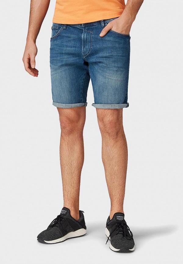 Фото Шорты джинсовые Tom Tailor Denim Tom Tailor Denim TO793EMFBCE4