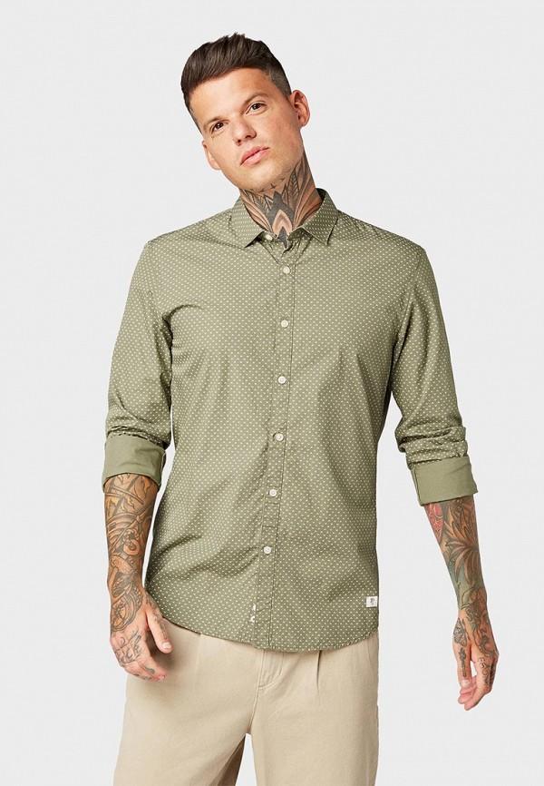 Рубашка Tom Tailor Denim Tom Tailor Denim TO793EMFEFI6 рубашка tom tailor denim tom tailor denim to793emdtdu1