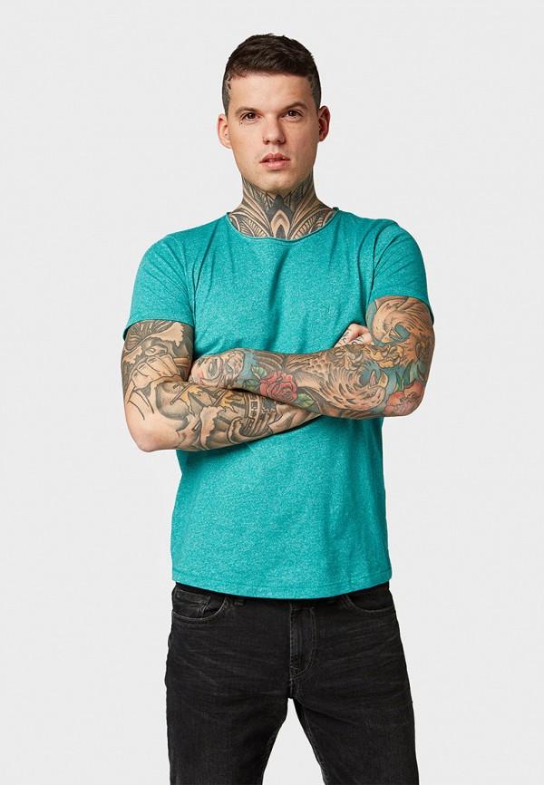 Футболка Tom Tailor Denim Tom Tailor Denim TO793EMFHGF5 рубашка tom tailor denim tom tailor denim to793emdtdu1