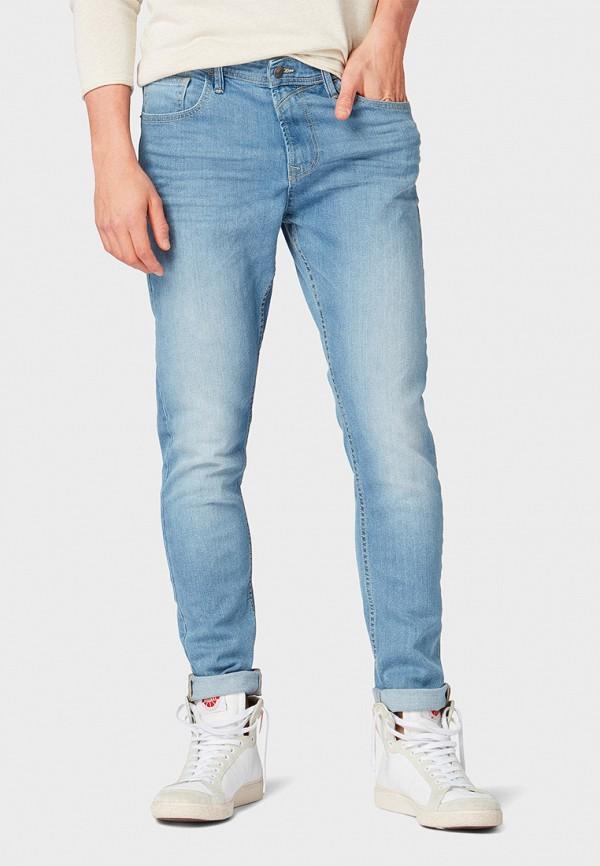 Фото - мужские джинсы Tom Tailor Denim голубого цвета