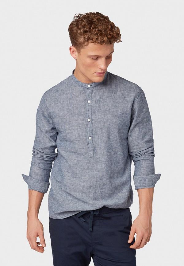Рубашка Tom Tailor Denim Tom Tailor Denim TO793EMFYVL3 рубашка tom tailor denim tom tailor denim to793emdtdu1