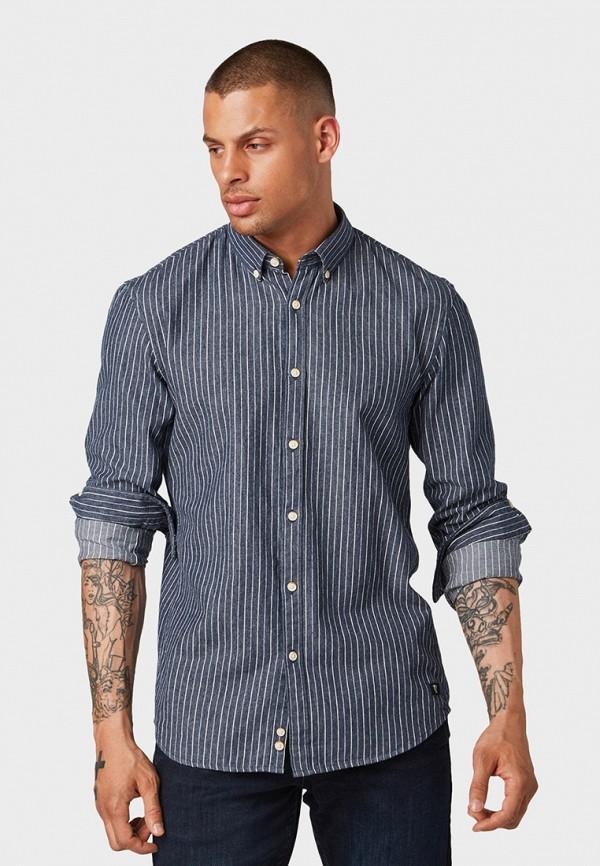 Рубашка Tom Tailor Denim Tom Tailor Denim TO793EMGBCL9 рубашка regular tom tailor р s int 46 ru 37