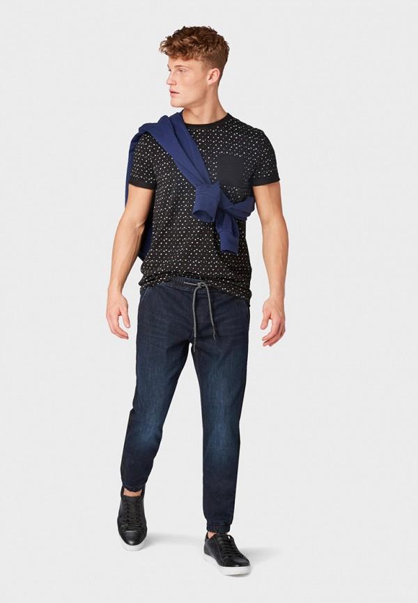 Фото 2 - мужские джинсы Tom Tailor Denim синего цвета