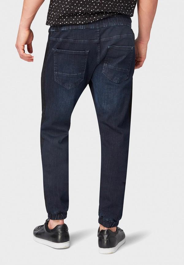 Фото 3 - мужские джинсы Tom Tailor Denim синего цвета