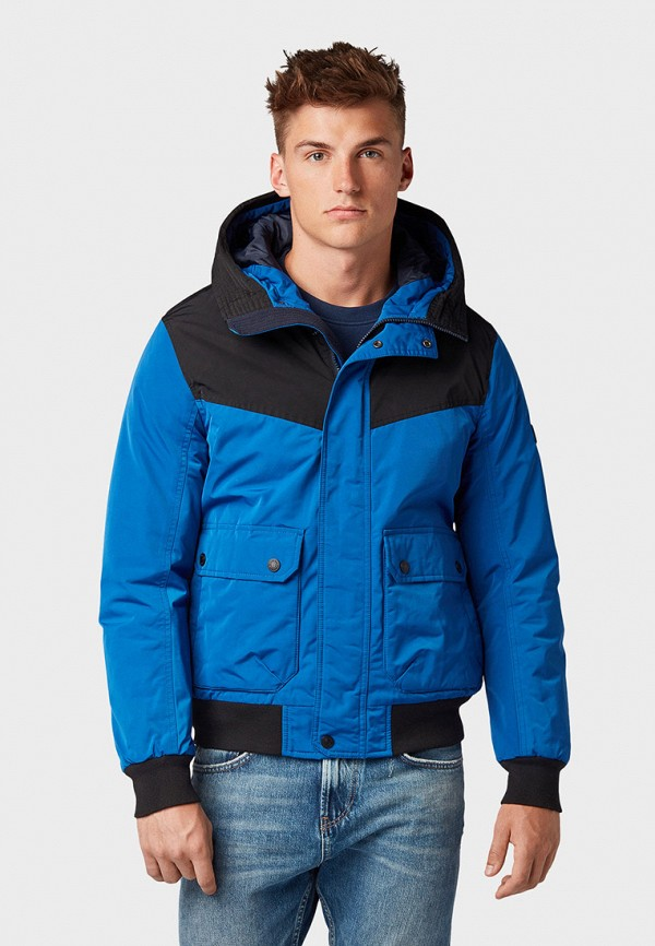 Куртка утепленная Tom Tailor Denim Tom Tailor Denim TO793EMGBCQ4 цена