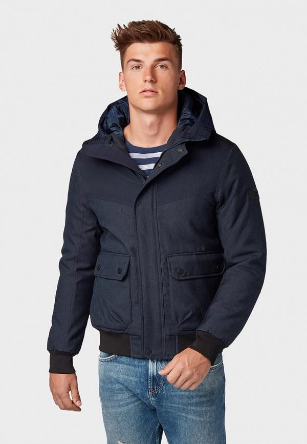 Куртка утепленная Tom Tailor Denim Tom Tailor Denim TO793EMGBCQ5 цена